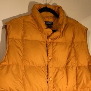 Lands' End Goosedown Puffer Vest